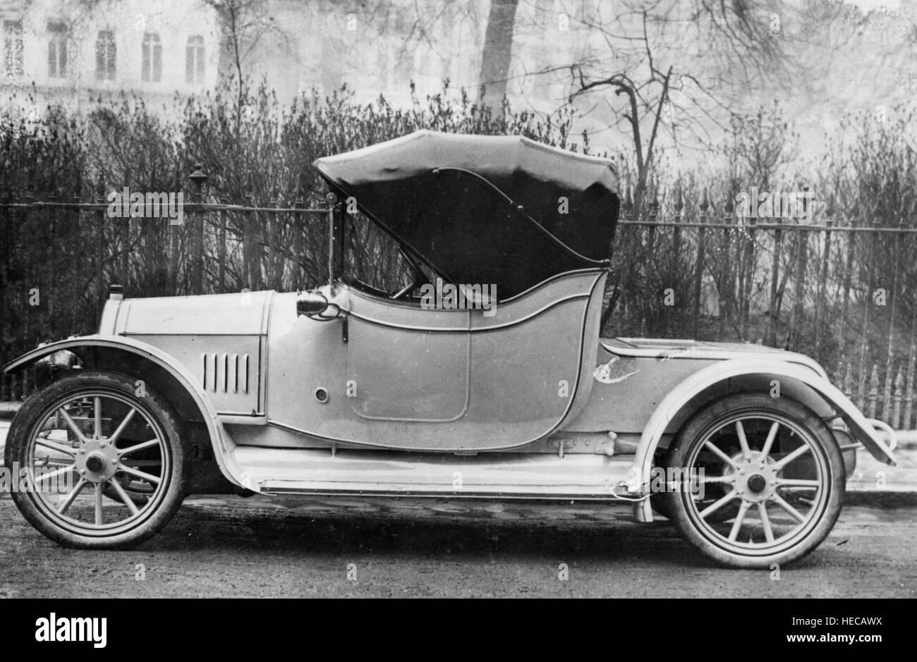 1910 Hillman 12/15hp - Stock Image
