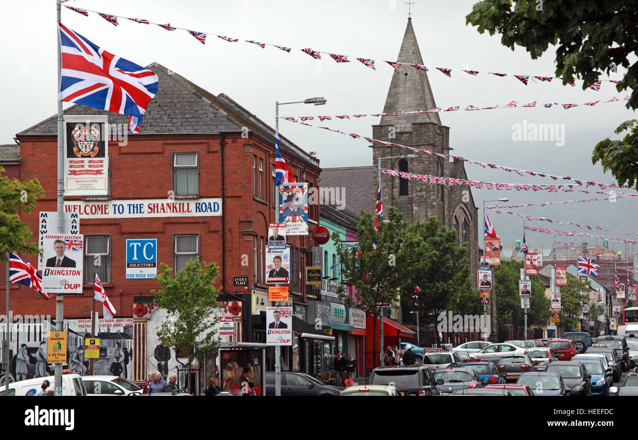 Mural,art,British,Union,wall,walls,gable end,gable,end,Northern,Irish,Republican,violence,para,military,paramilitary,fallen,Martyrs,martyr,street,rd,road,painting,painted,symbolism,Loyalist,culture,history,community,rd,Belfast,with,red,white,blue,bunting,Northern Ireland,polarised,sectarian,orange,GoTonySmith,@HotpixUK,Tony,Smith,UK,GB,Great,Britain,United,Kingdom,Irish,British,Ireland,problem,with,problem with,issue with,NI,Northern,Northern Ireland,Belfast,City,Centre,Art,Artists,the,troubles,The Troubles,Good Friday Agreement,Peace,honour,painting,wall,walls,tribute,republicanism,Fight,Justice,West,Beal,feirste,martyrs,social,tour,tourism,tourists,urban,six,counties,6,backdrop,county,Antrim,Shankill,Rd,Road,Royal,Royalist,Loyalist,Belfast streets,Buy Pictures of,Buy Images Of,Images of,Stock Images,Tony Smith,United Kingdom,Great Britain,British Isles