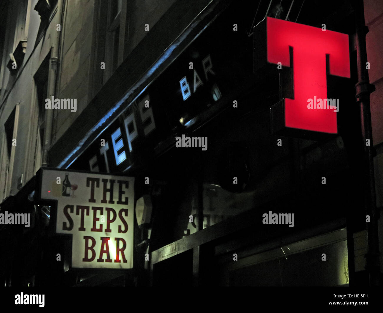 dusk,T,Tennant,Tennant sign,redT,Tennent,Tennents,pub,pubs,bars,dark,dingy,dangerous,Scotland,UK,Glasgow,city,centre,city centre,G1,Glassford,St,red T,The Steps Bar,Steps Bar,GoTonySmith,@HotpixUK,Tony,Smith,UK,GB,Great,Britain,United,Kingdom,Scots,Scottish,British,Scotland,Glasgow,Greater,problem,with,problem with,issue with,City,Centre,cities,Urban,Urbanist,town,infrastructure,transport,tour,tourism,tourists,urban,attraction,attractions,Buy Pictures of,Buy Images Of,Images of,Stock Images,Tony Smith,United Kingdom,Great Britain,Greater Glasgow,British Isles,Glasgow City Centre,City Centre