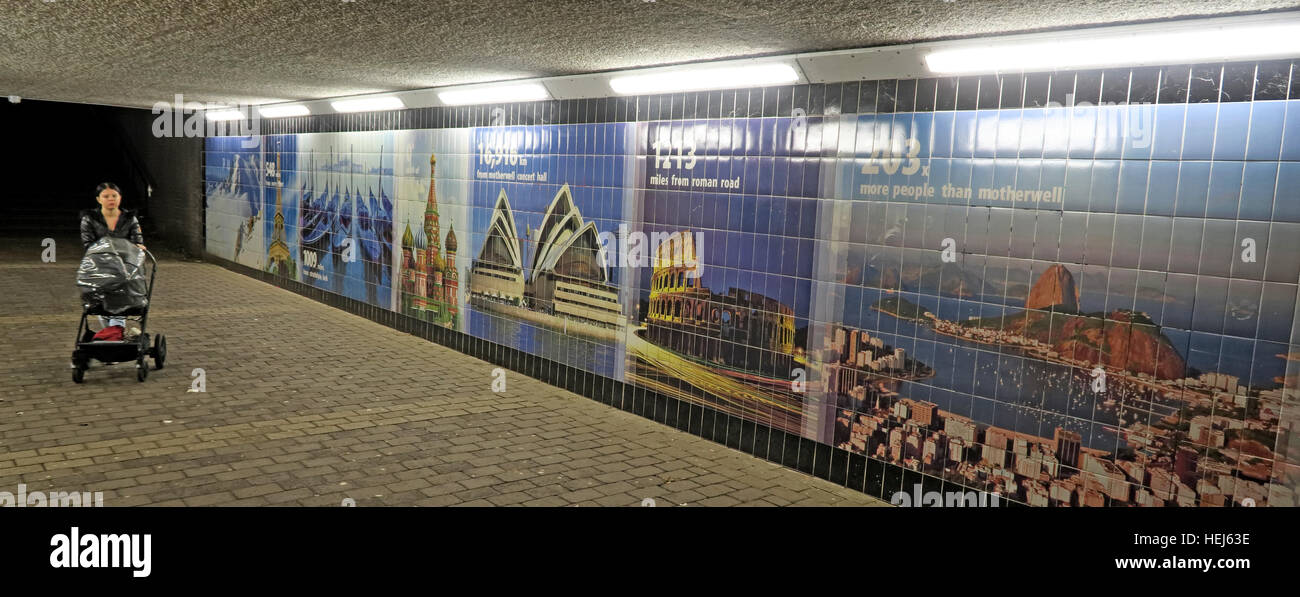 subway,images,mural,tile,tiles,tiled,murals,famous,places,famous places,Lanarkshire,Scotland,deprevation,person,with,with person,shopper,old,man,woman,holding bags,holding,bag,North,North Lanarkshire,crime,danger,baby,pushchair,pram,lonely,pushing,through,crime,hotspot,GoTonySmith,@HotpixUK,Tony,Smith,UK,GB,Great,Britain,United,Kingdom,Scots,Scottish,British,Scotland,Glasgow,Greater,problem,with,problem with,issue with,City,Centre,cities,Urban,Urbanist,town,infrastructure,transport,tour,tourism,tourists,urban,attraction,attractions,poor,dangerous,Buy Pictures of,Buy Images Of,Images of,Stock Images,Tony Smith,United Kingdom,Great Britain,Greater Glasgow,British Isles,Glasgow City Centre,City Centre