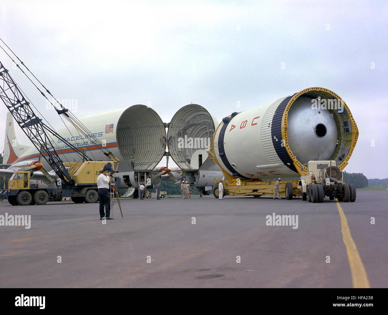 #TBT Marshall Ships Skylab Mockup to California -- Sept 1, 29348827216 o Stock Photo