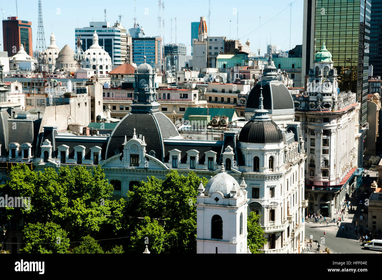Buenos Aires - Argentina - Stock Image