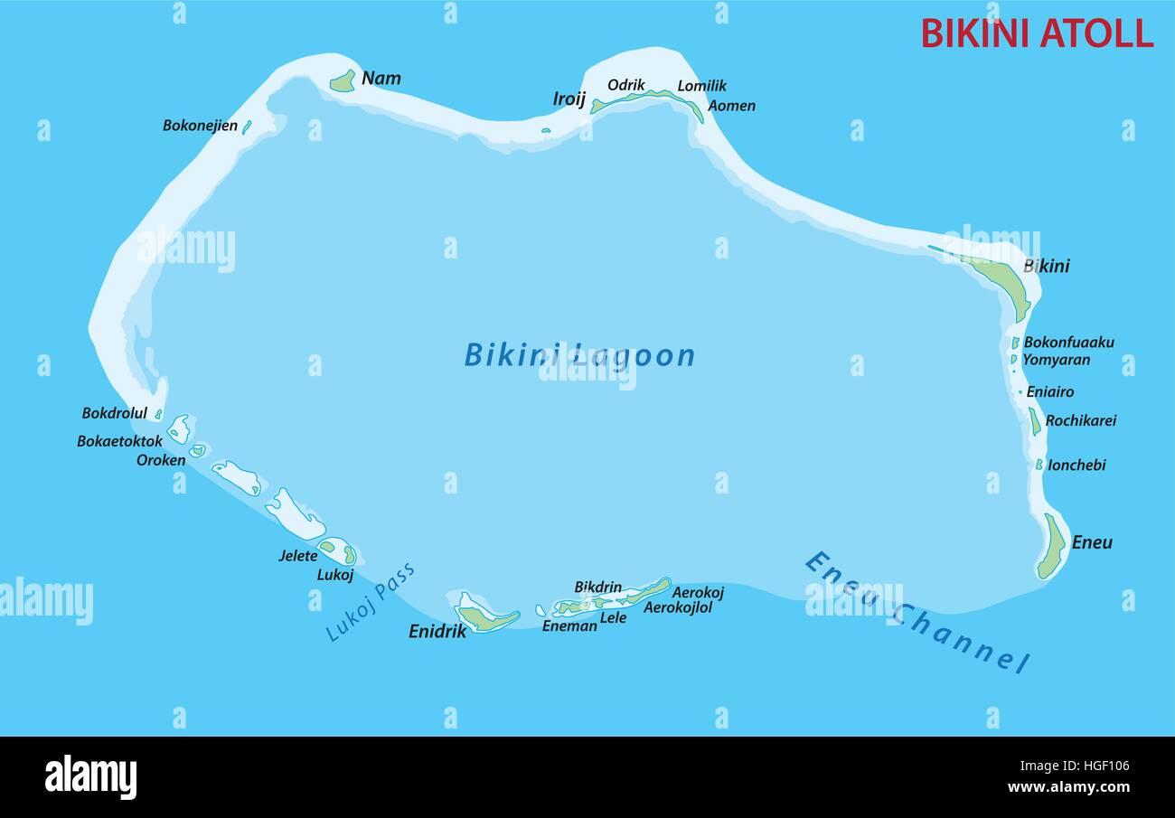of bikini Atoll