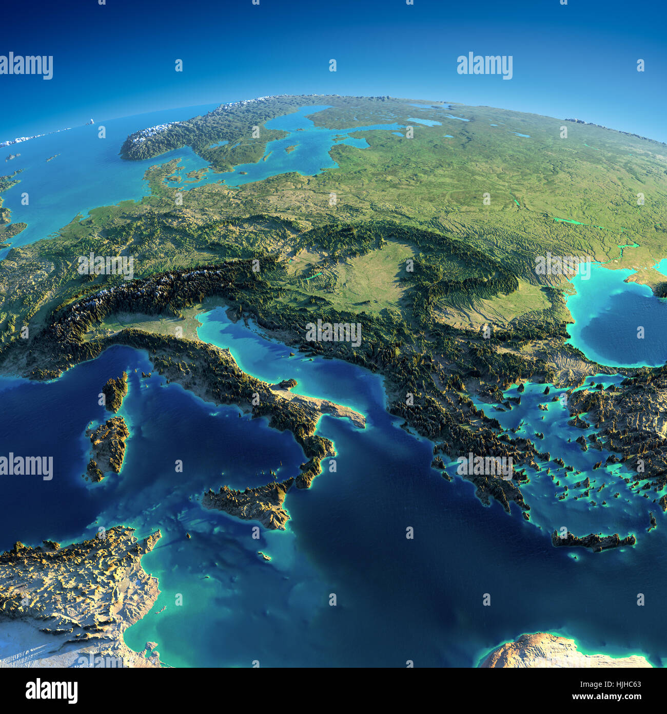 mountains, relief, globe, planet, earth, world, map, atlas, map of ...