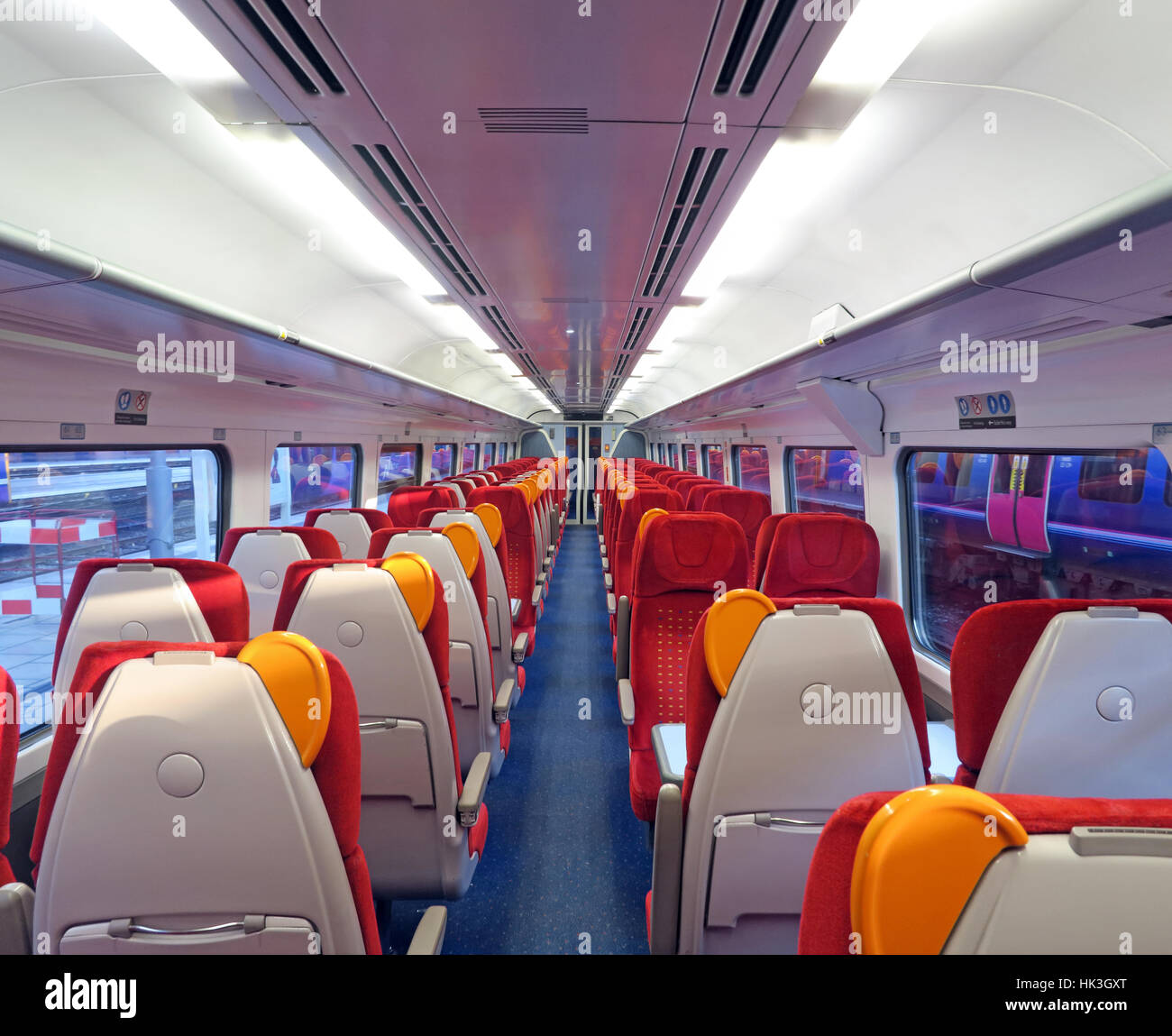 Inside,interior,empty,coach,carriage,seat,red,orange,seats,TOC,train,operating,company,cheap,night,dusk,evening,standard,first,class,herd,Expensive,ticket,price,prices,UK,east,midlands,train,trains,train operating Company,Standard Class,Goat Class,ticket prices,GoTonySmith,@HotpixUK,Tony,Smith,UK,GB,Great,Britain,United,Kingdom,English,British,England,problem,with,problem with,issue with,Buy Pictures of,Buy Images Of,Images of,Stock Images,Tony Smith,United Kingdom,Great Britain,British Isles