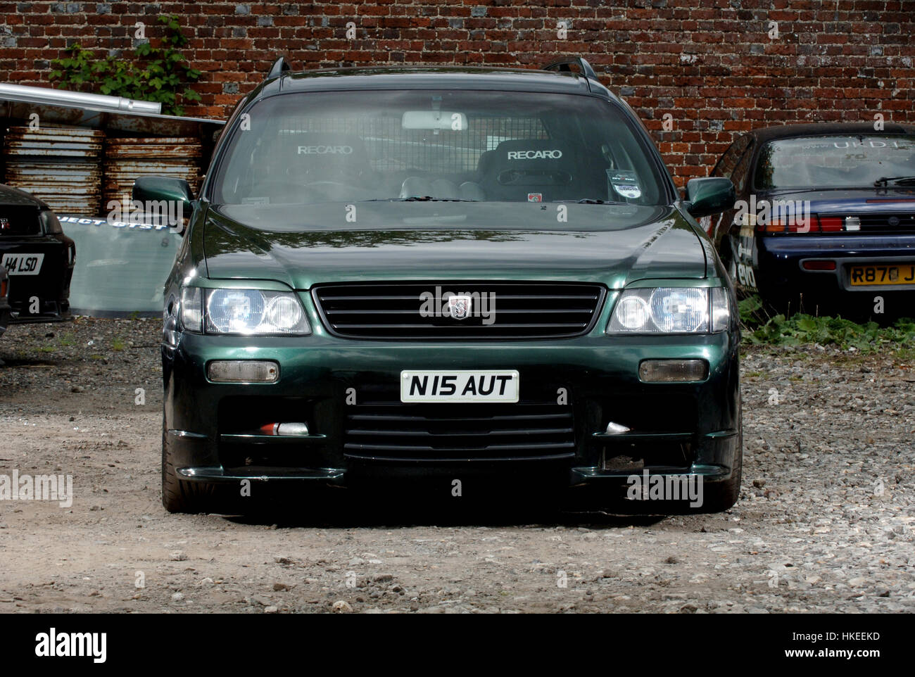 Nissan Stagea, High Performance 4 Wheel Drive Estate Car Which Uses The  Skyline Drive Train