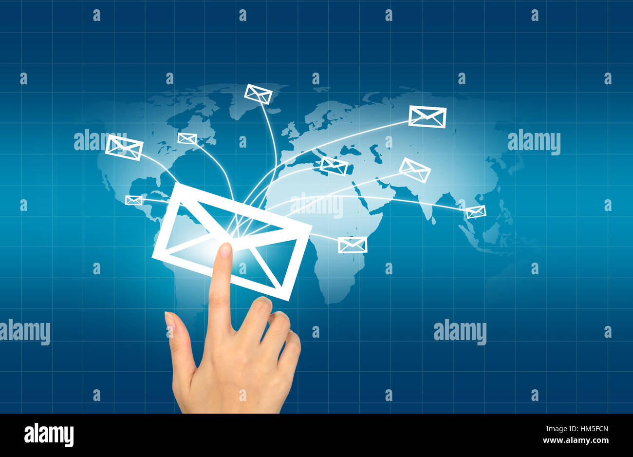 Hands with world mail delivery on world map background stock photo hands with world mail delivery on world map background gumiabroncs Gallery