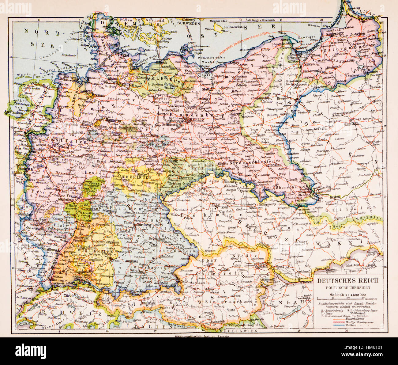Map of germany between world war one and world war two from meyers map of germany between world war one and world war two from meyers lexicon published 1928 gumiabroncs Images