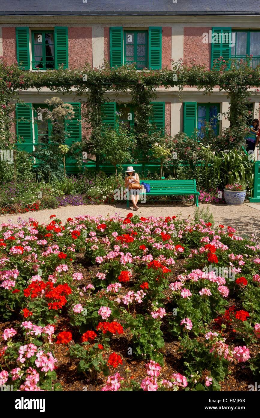 Giverny, Claude Monet house, Monet´s garden, Claude Monet Foundation ...