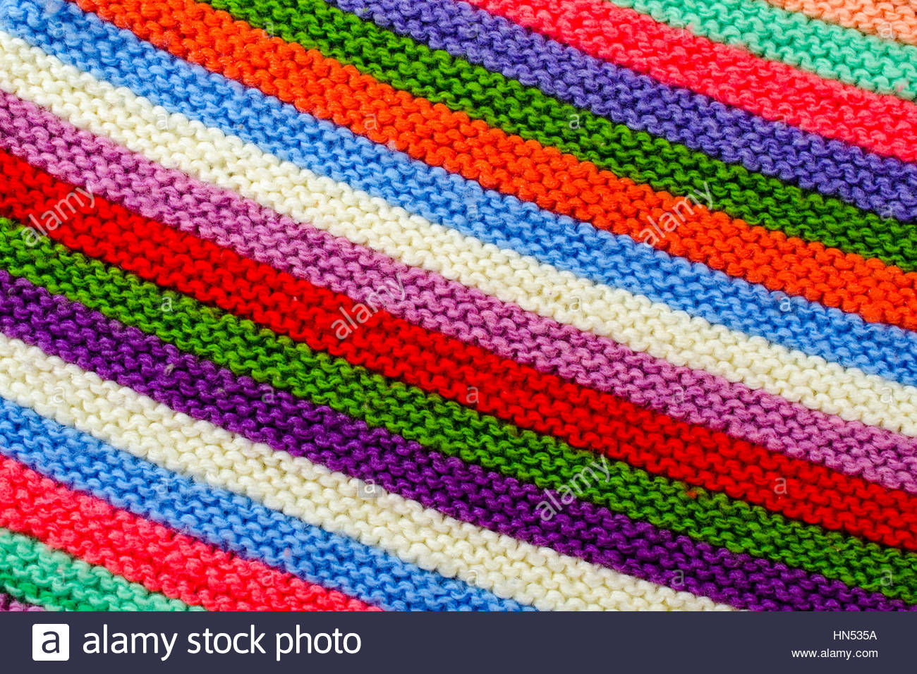 warm knitted winter backgrounds - Stock Image