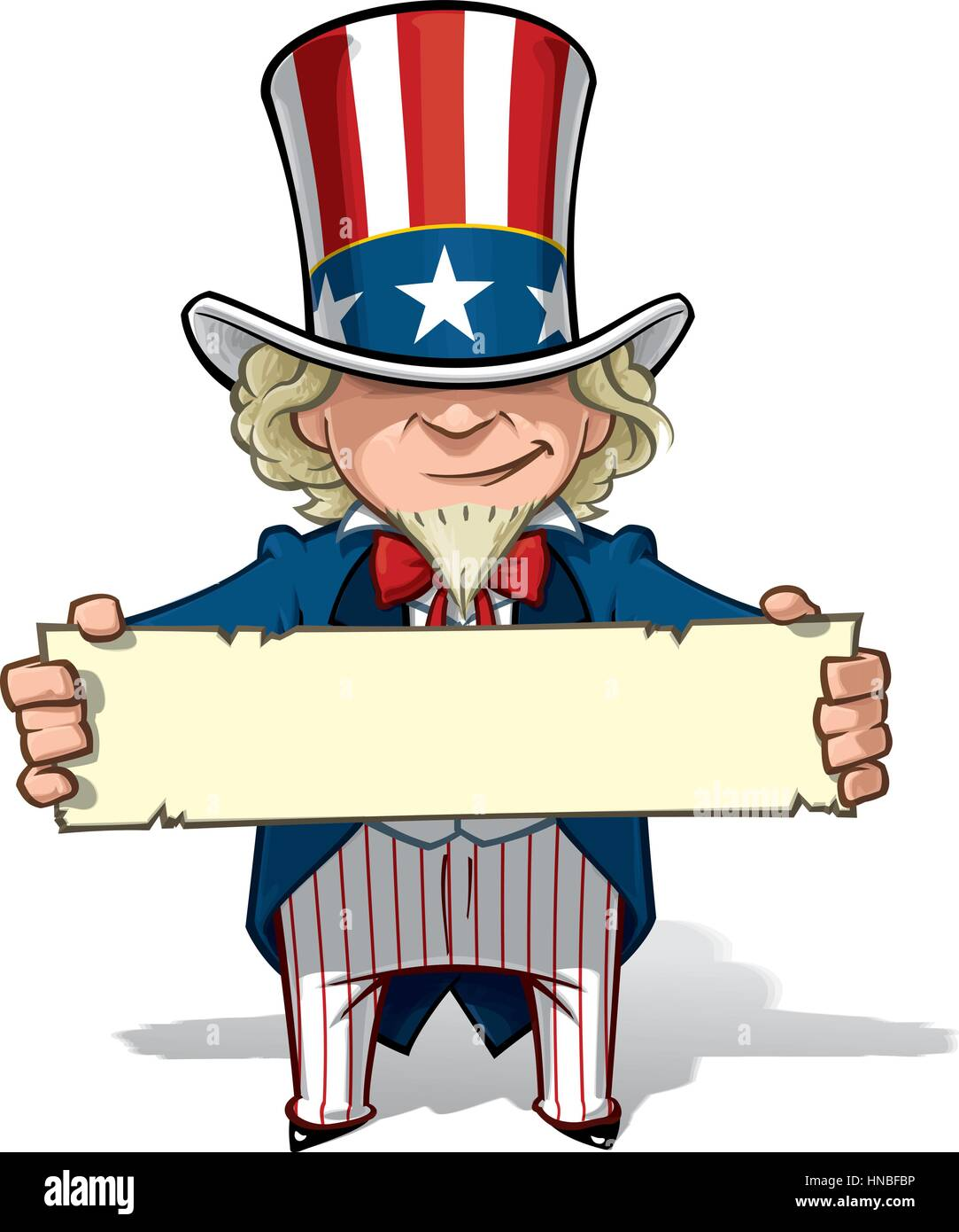 uncle sam vector vectors stock photos uncle sam vector vectors rh alamy com Uncle Sam Cartoon Uncle Sam Funny