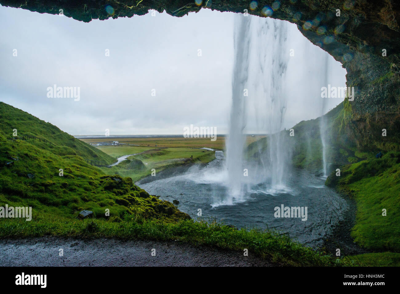 Natural water landscapes - Stock Image