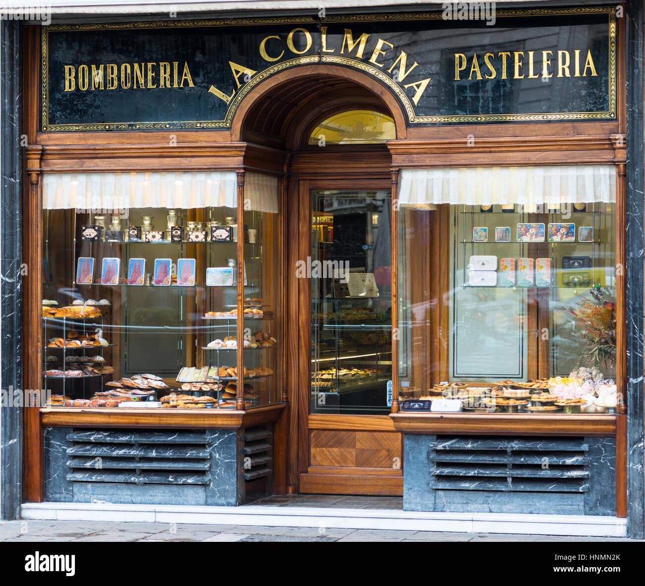 Pastry Shop Street Scene Stock Photos & Pastry Shop Street Scene Stock Images
