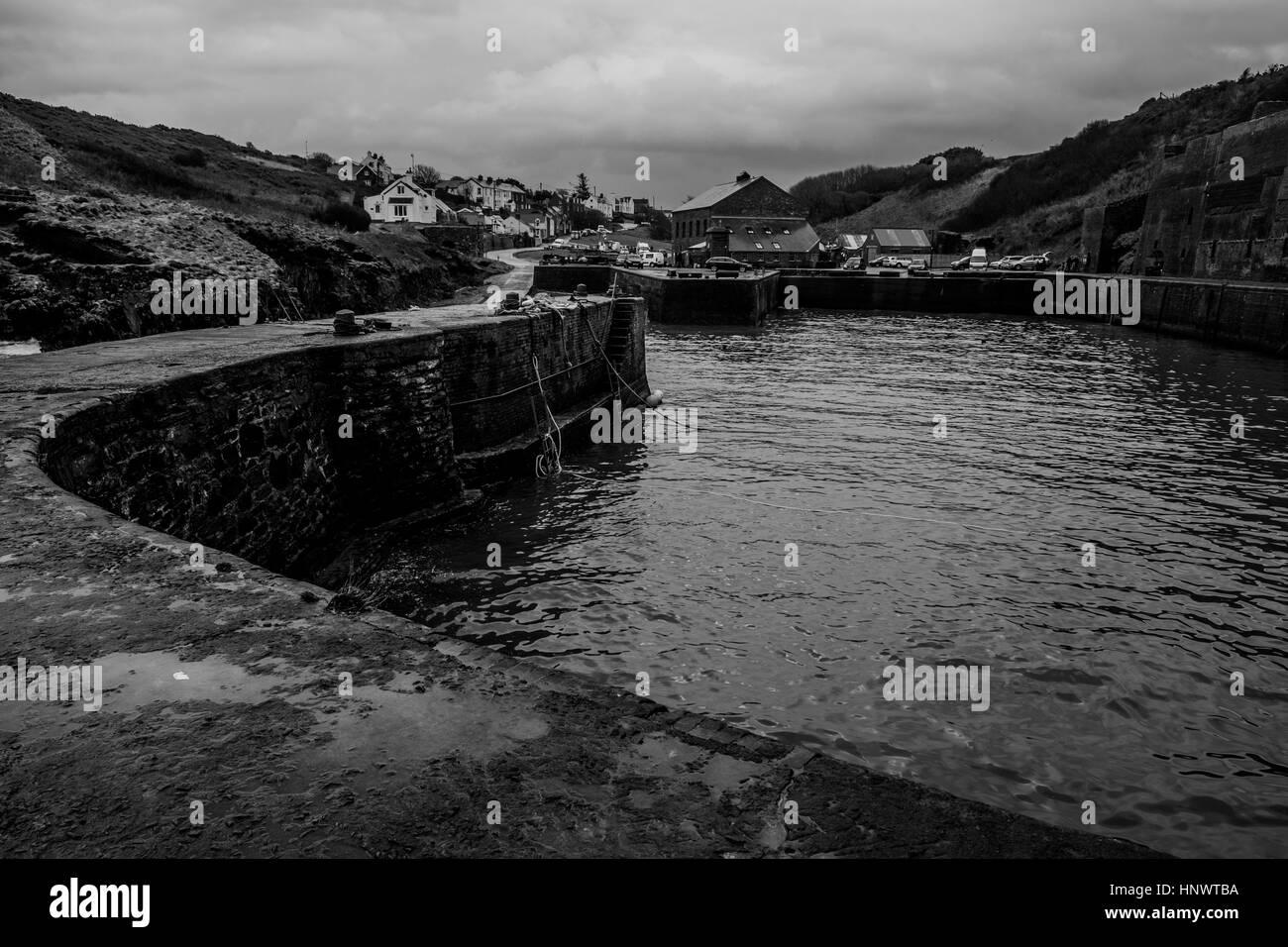 Welsh landscapes - Stock Image