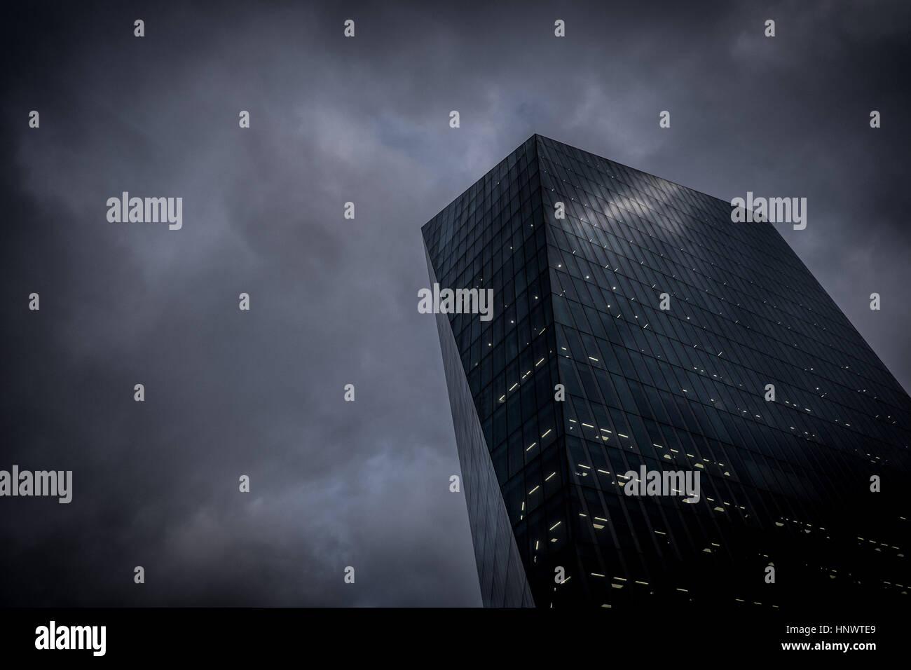 London building - Stock Image