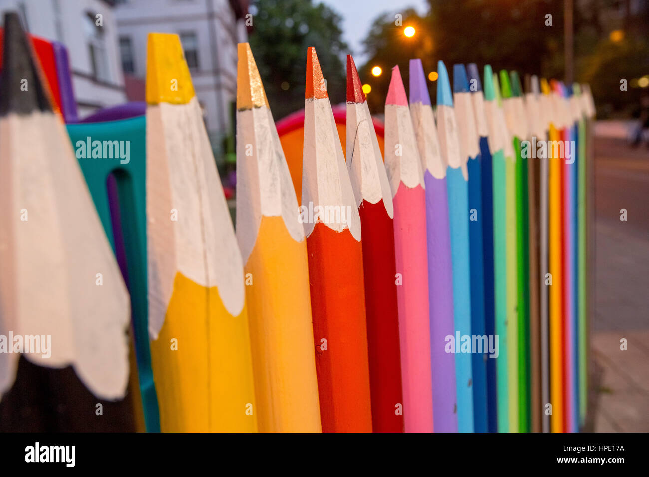 Charmant Druckbare Buntstifte Fotos - Framing Malvorlagen ...