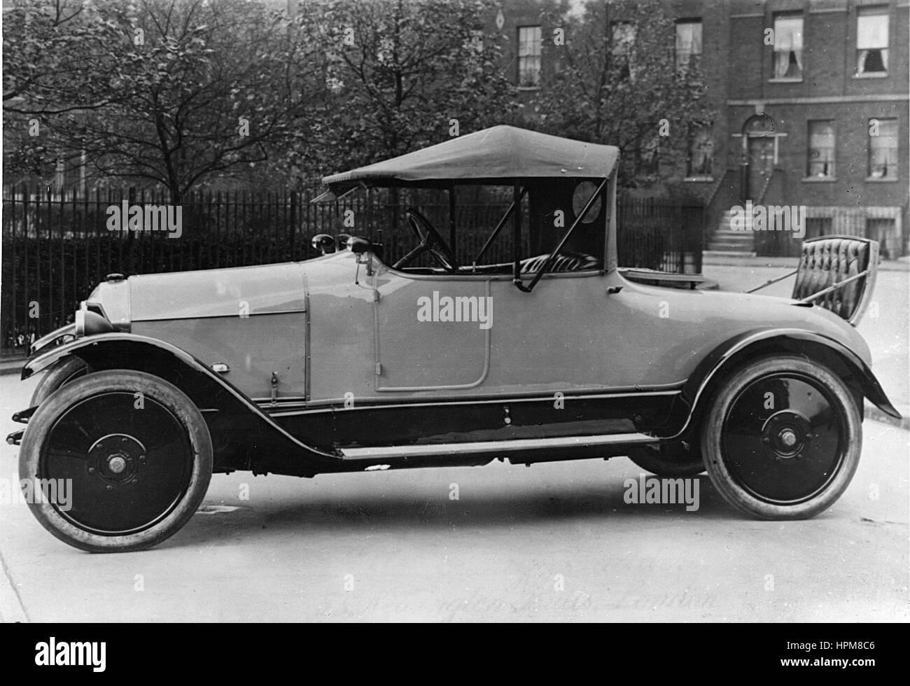 1920 D.F.P. 12/40 hp - Stock Image