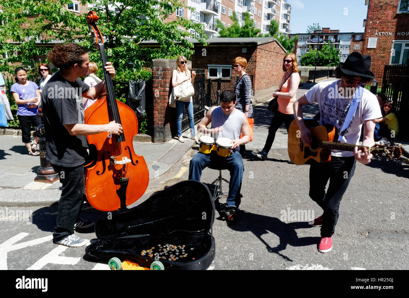 a-street-band-playing-music-in-the-stree