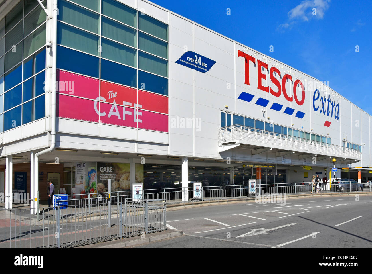 Bureau de change tesco amersham british shoppers are developing a