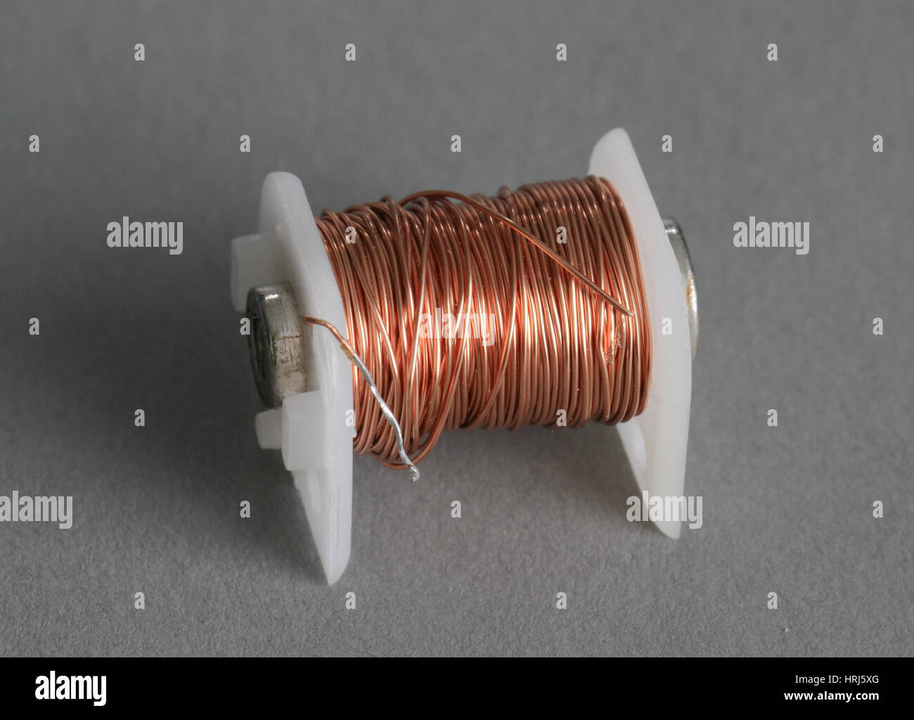 Enamel Coated Copper Wire Stock Photo: 135009464 - Alamy