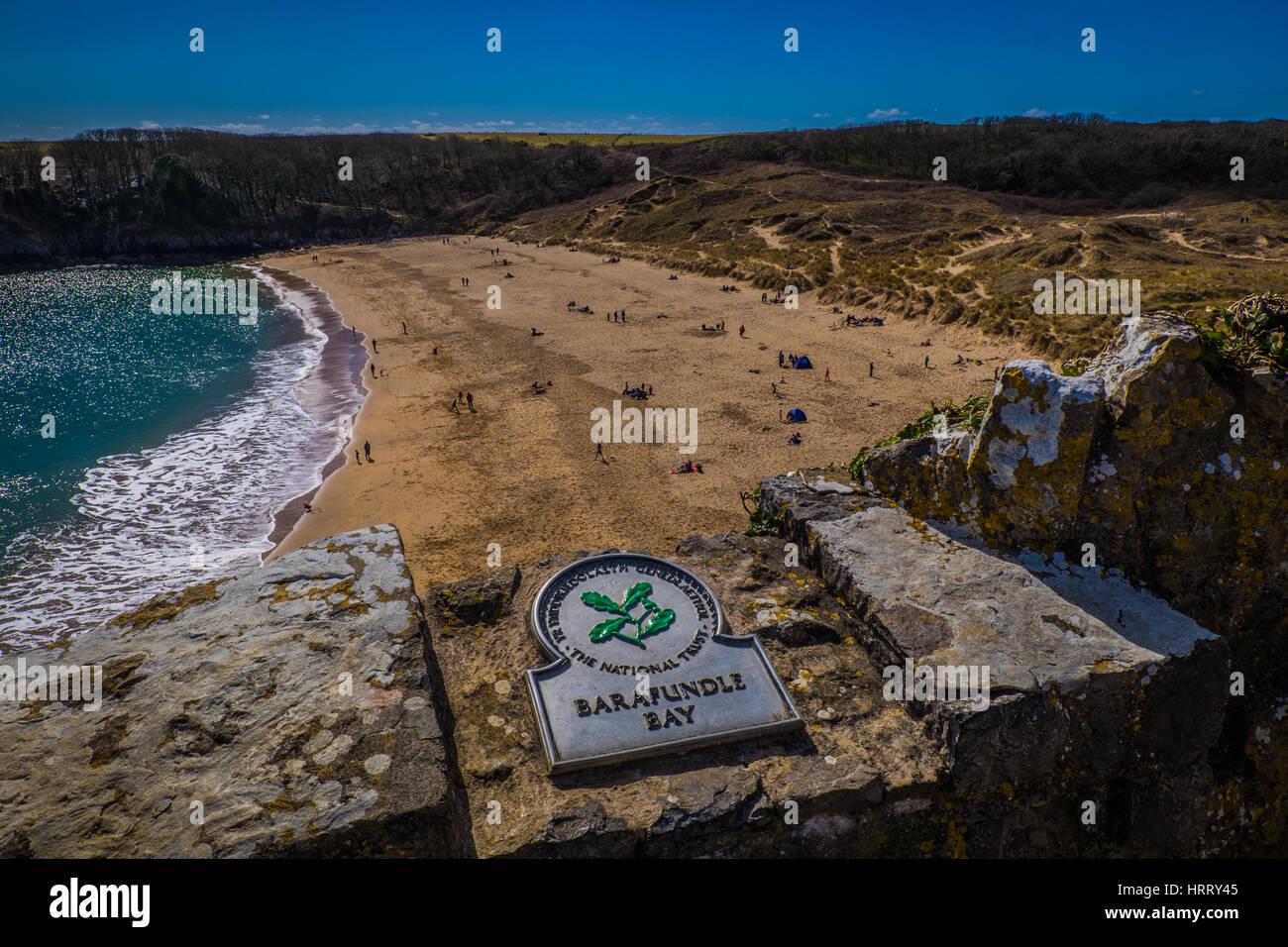 Welsh scenes - Stock Image