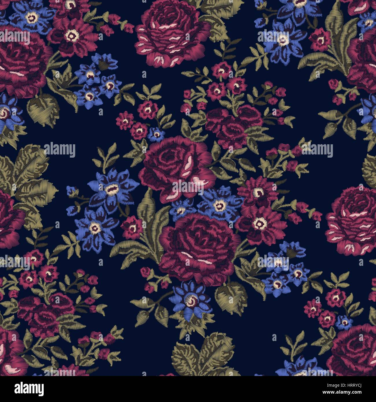 Floral Background Vintage Vectors