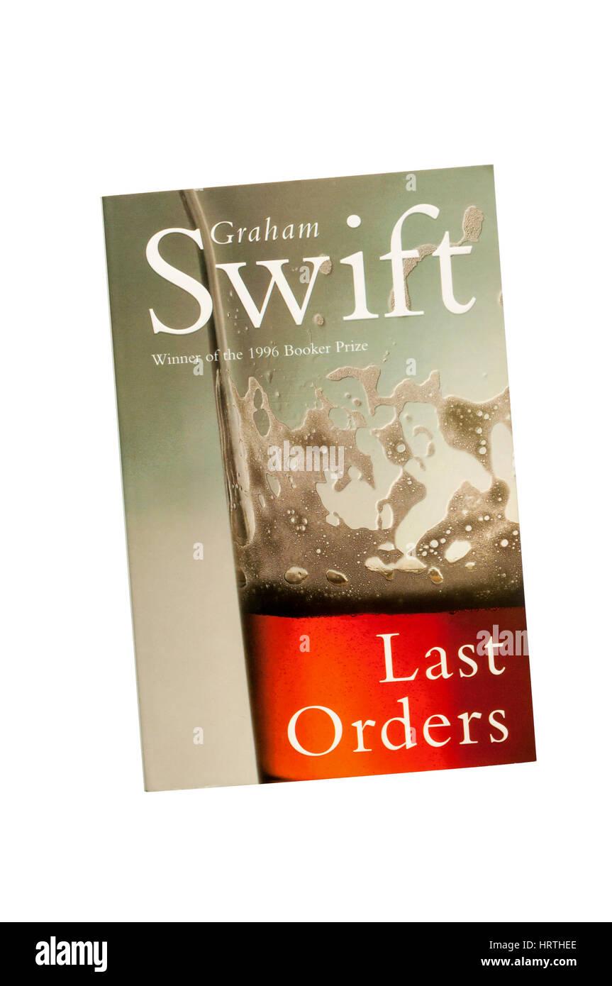last orders swift graham