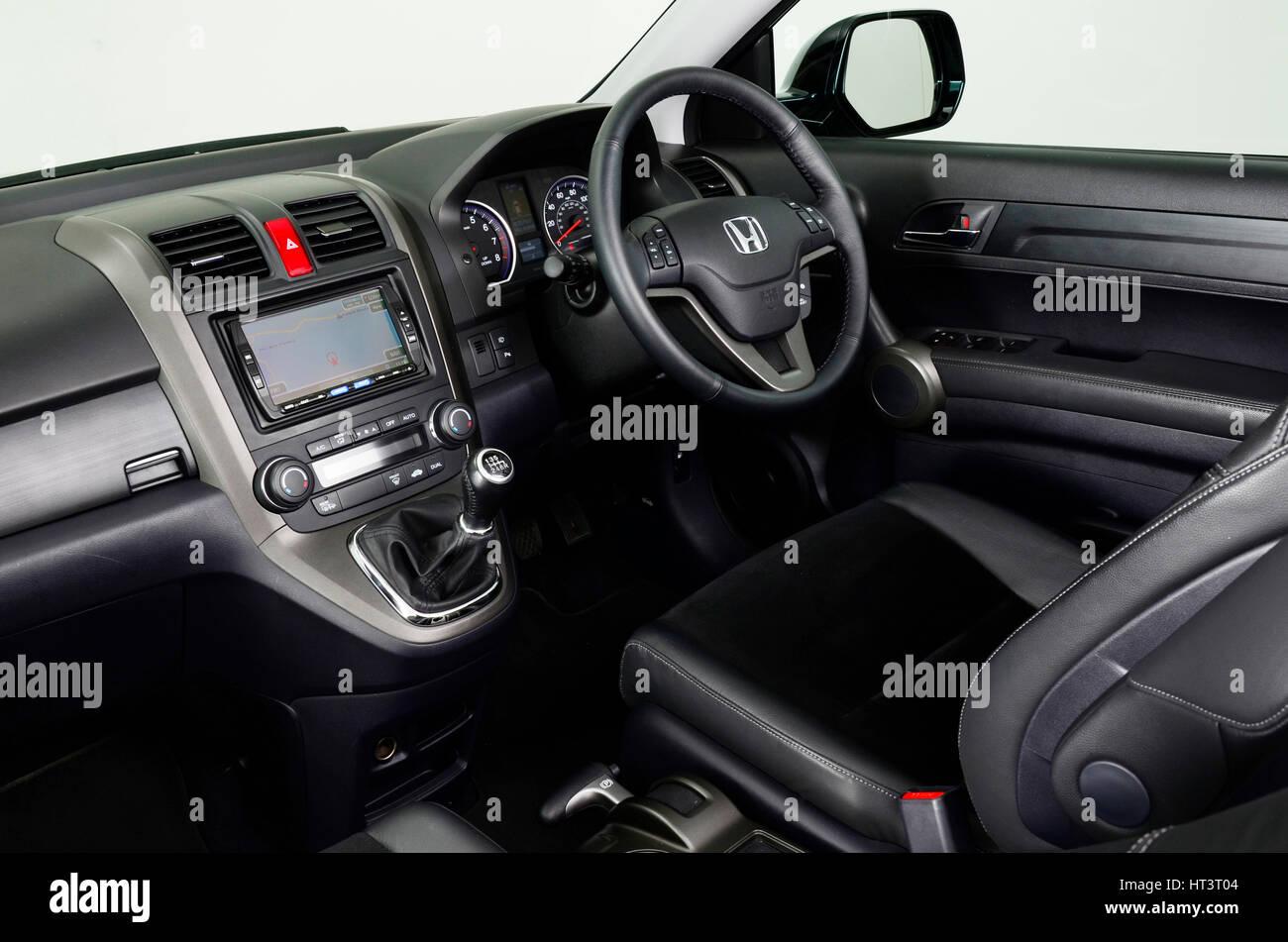 2010 Honda CRV Artist: Unknown. - Stock Image