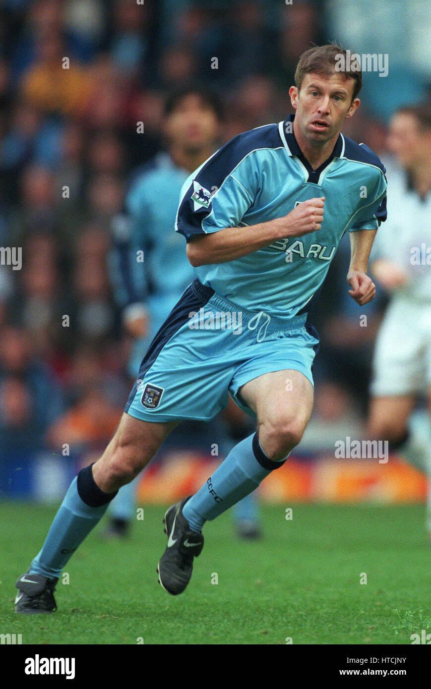 STEPHEN FROGGATT COVENTRY CITY FC 16 October 1999 - Stock Image