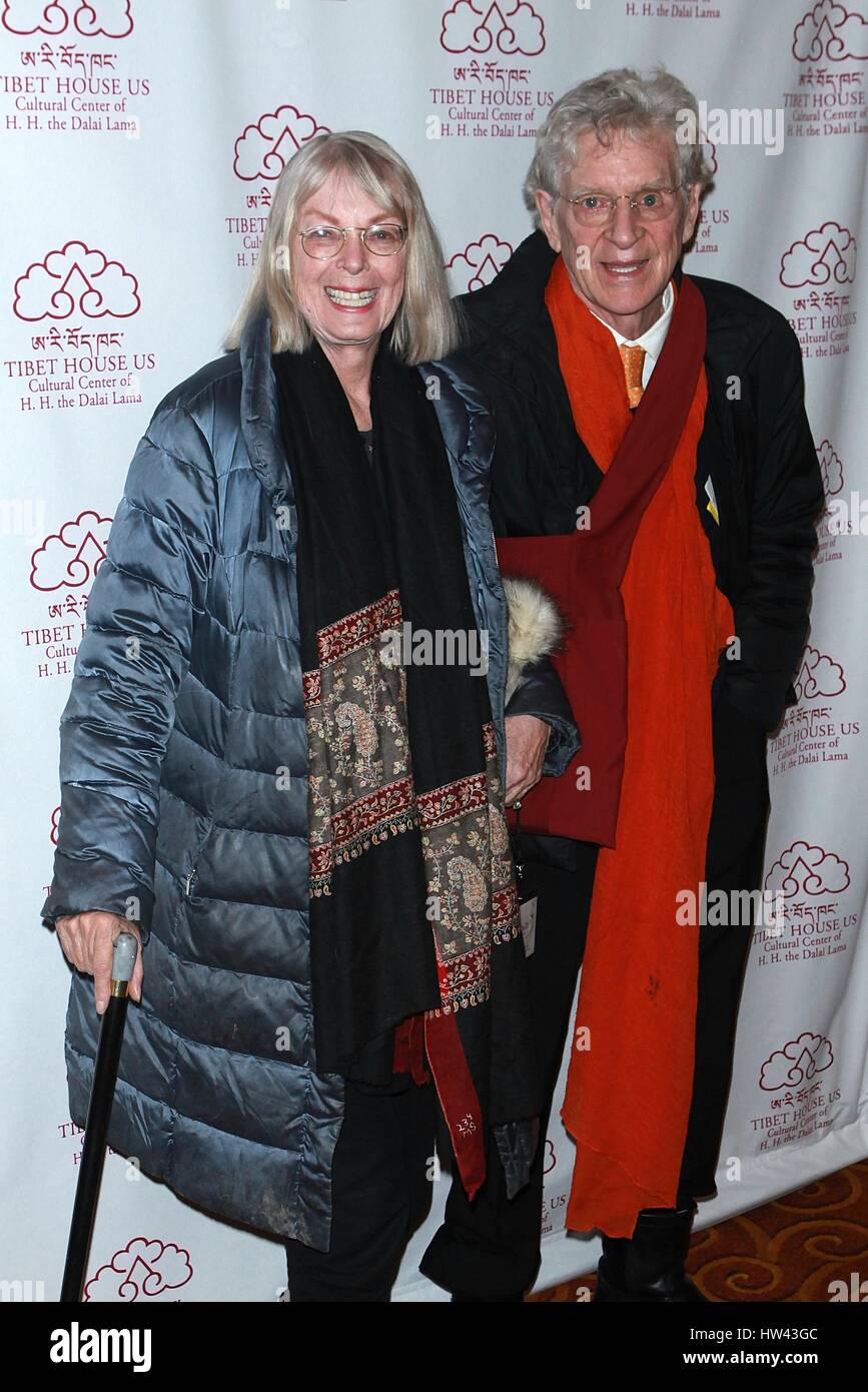 Robert Thurman Wife