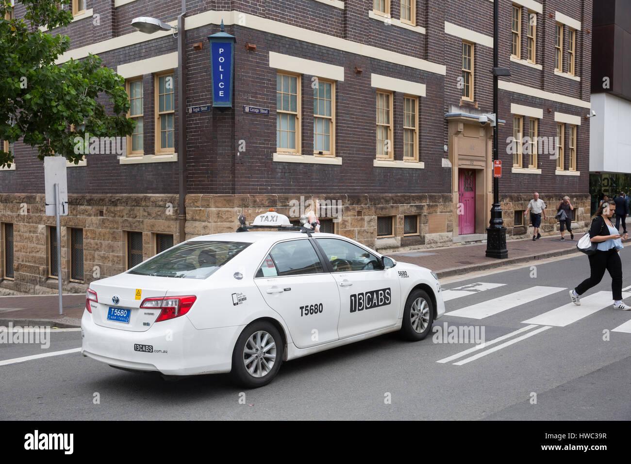 13 cabs sydney