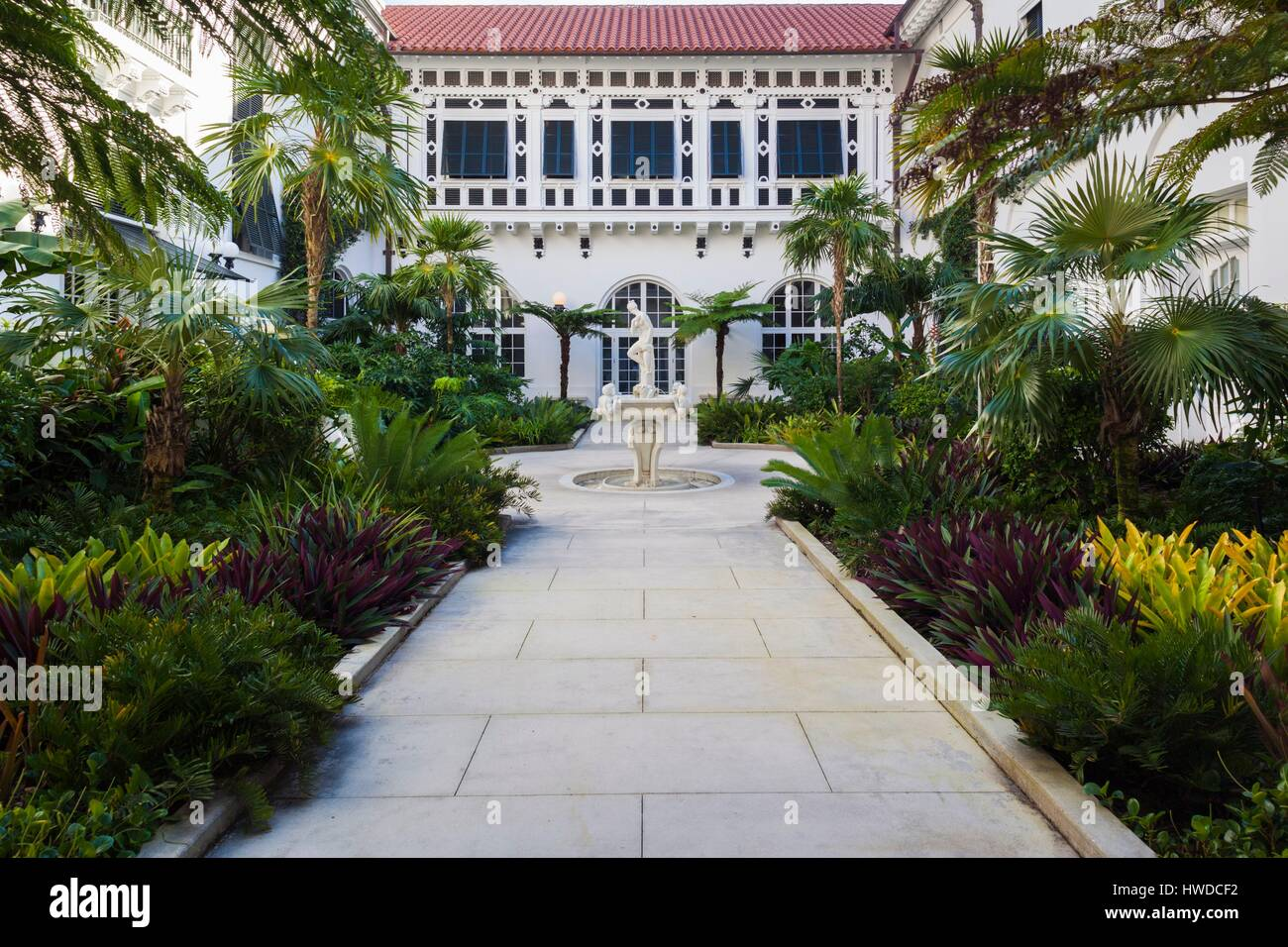 The venus fountain stock photos the venus fountain stock images alamy for The fountains palm beach gardens