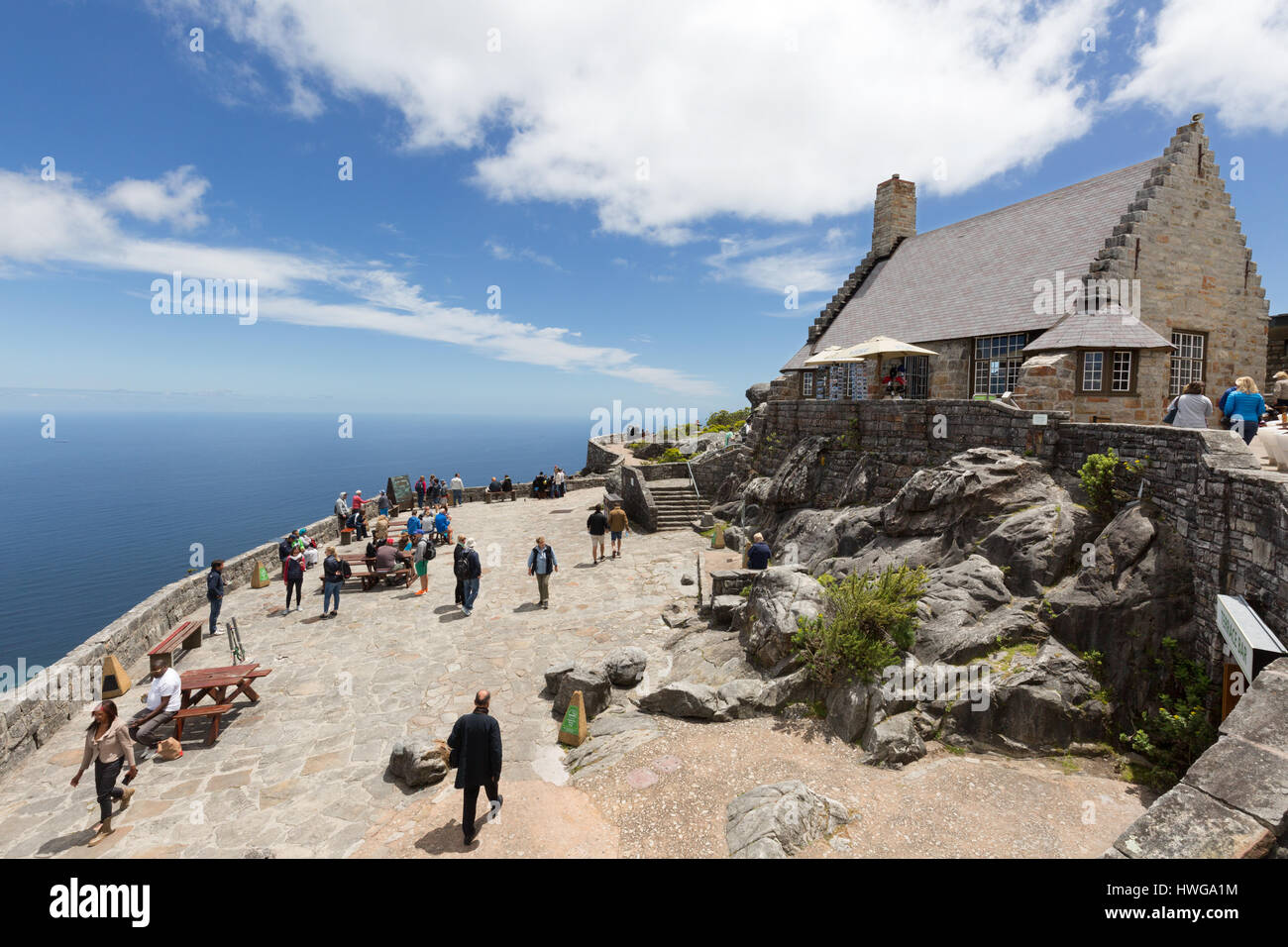 Table Mountain Top Cape Town South Africa Visitors Gift Shop - Table top mountain south africa