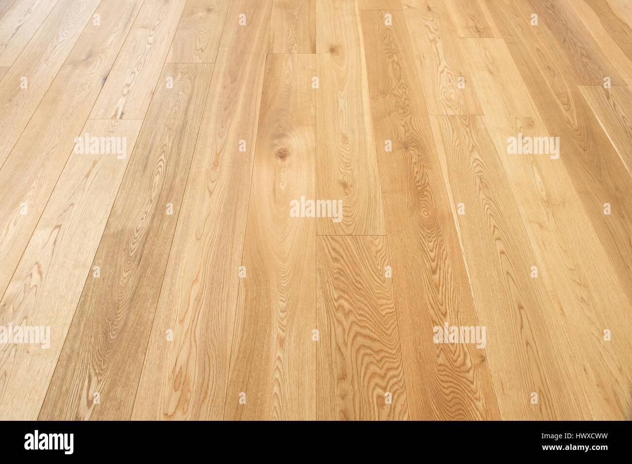 Parquet Floor Oak Wood Floor Closeup Stock Photo Alamy - Oak tree hardwood parquet flooring