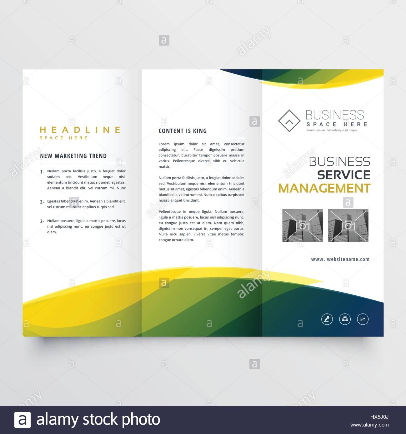 Creative business tri fold brochure leaflet template design for creative business tri fold brochure leaflet template design for corporation flashek Gallery