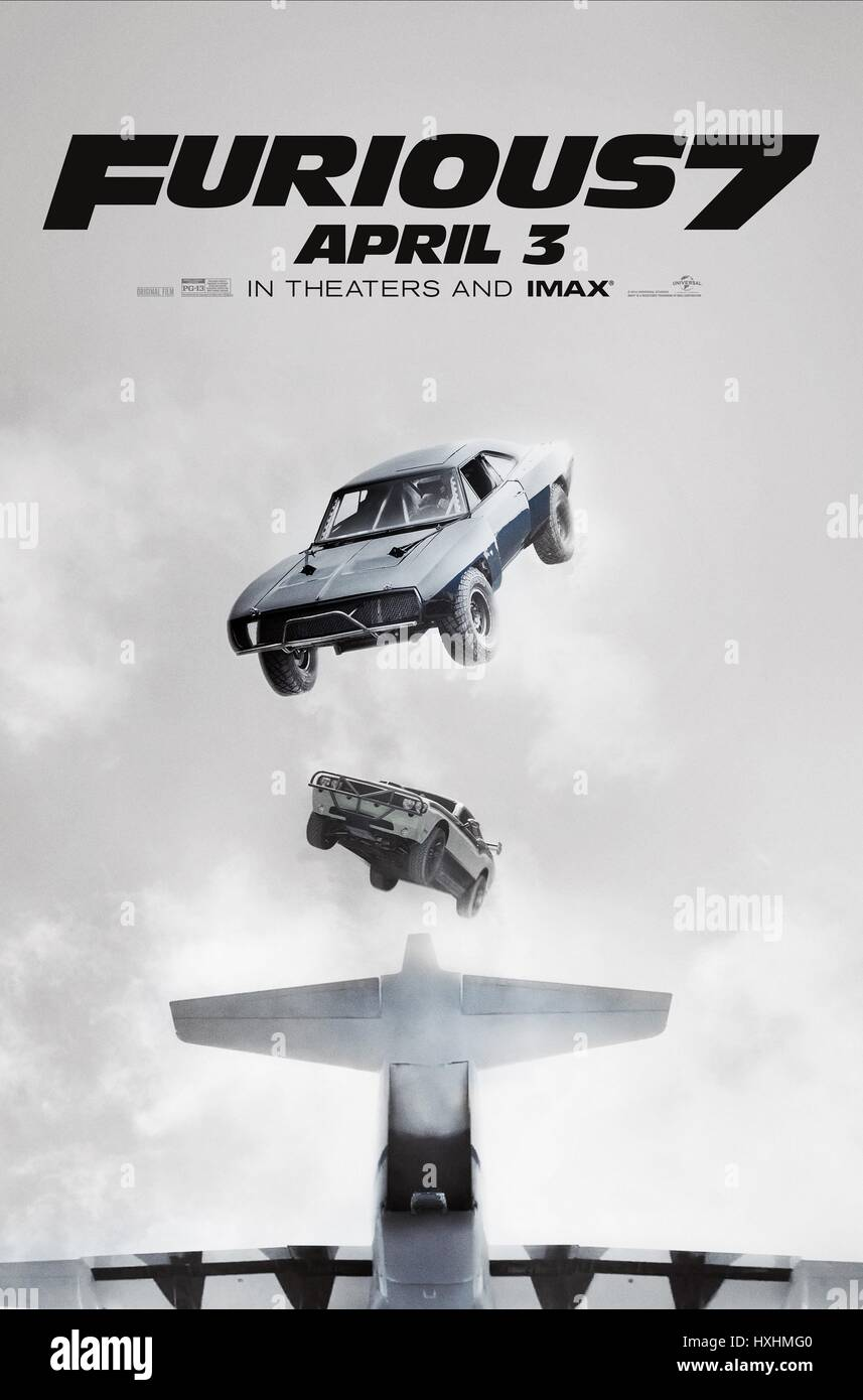 Image result for furious 7 2015 poster