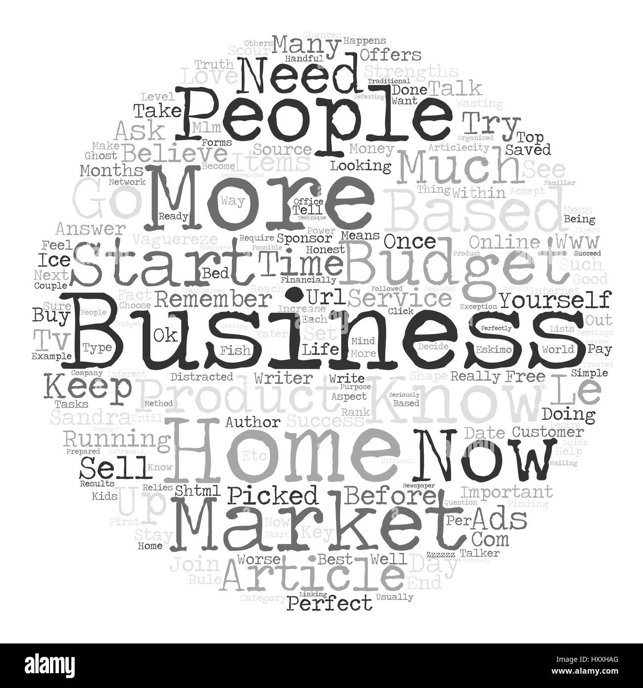 The Perfect Home Based Business and How to Start text background ...