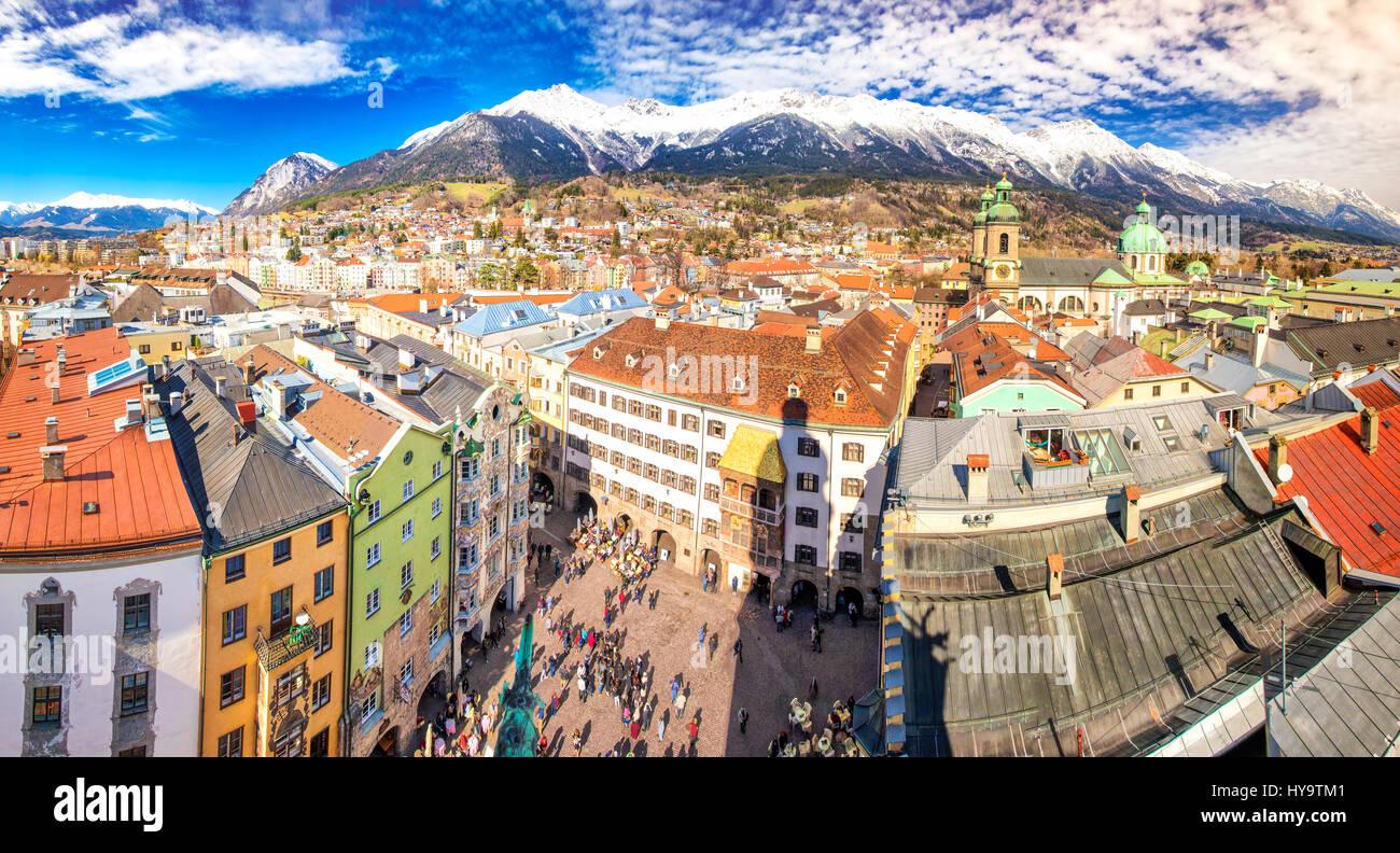 Innsbruck Austria Stock Photos Innsbruck Austria Stock Images Alamy