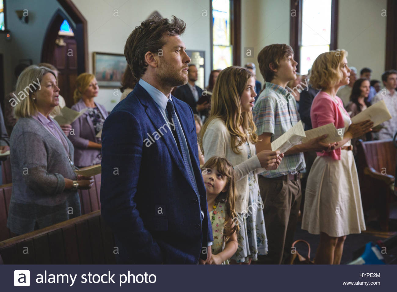 THE SHACK (2017)  SAM WORTHINGTON  STUART HAZELDINE (DIR)  SUMMIT ENTERTAINMENT/MOVIESTORE COLLECTION LTD - Stock Image