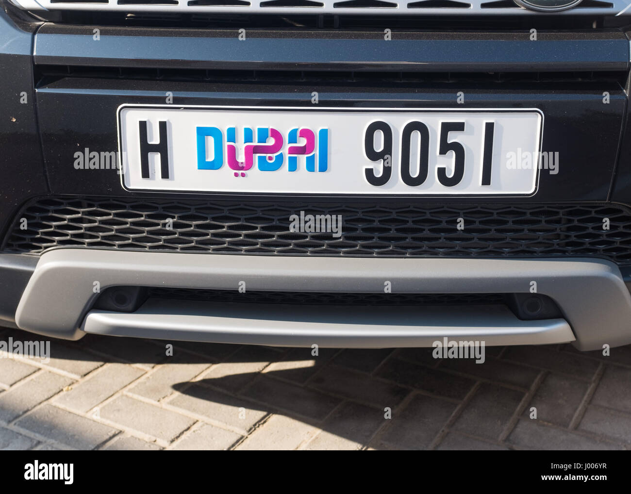 Glasgow Number Plate Letters