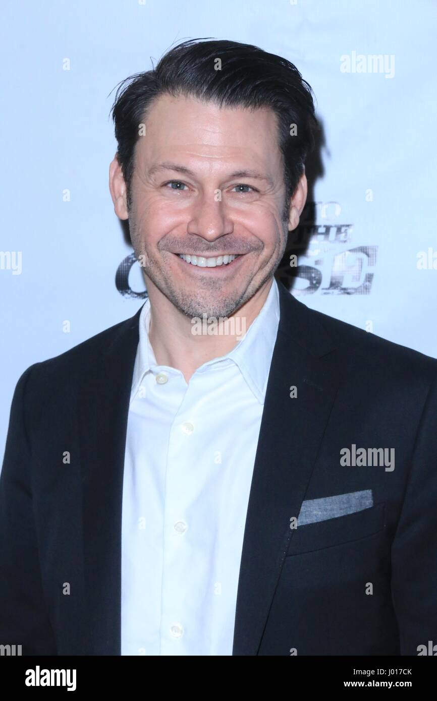 'Cut to the Chase' Los Angeles Premiere - Arrivals  Featuring: Blane Weaver Where: Beverly Hils, California, - Stock Image