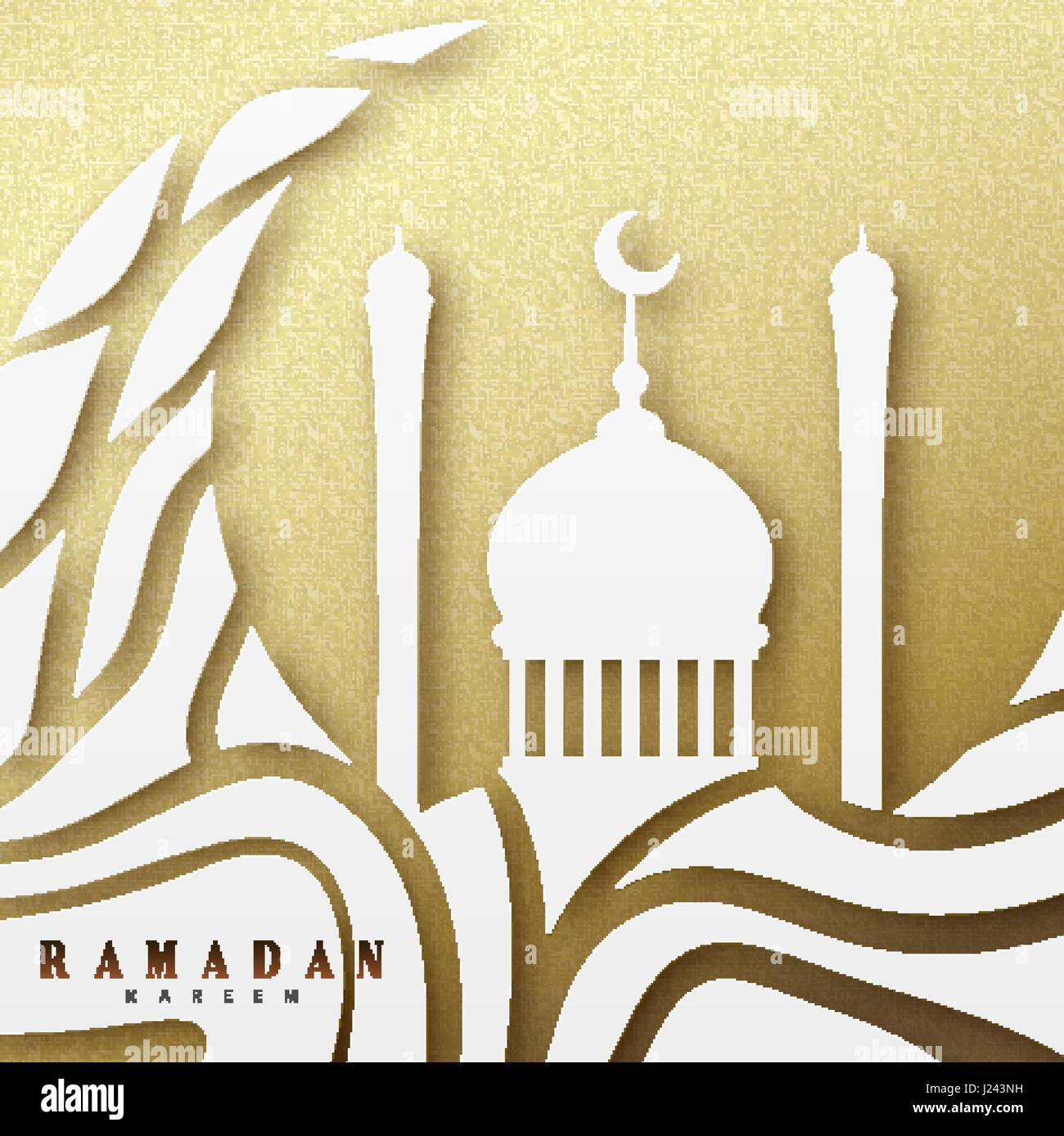 Ramadan greeting card with arabic calligraphy ramadan kareem ramadan greeting card with arabic calligraphy ramadan kareem islamic background with mosques m4hsunfo