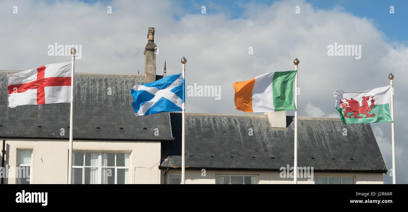 Irish Flags Stock Photos & Irish Flags Stock Images - Alamy