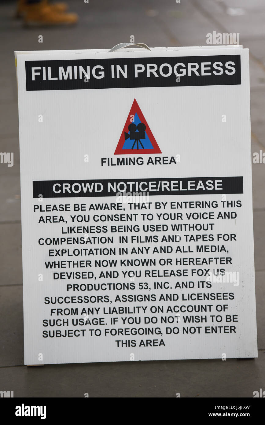 signs-warning-the-public-about-filming-in-progress-for-red-sparrow-J5JFXW.jpg