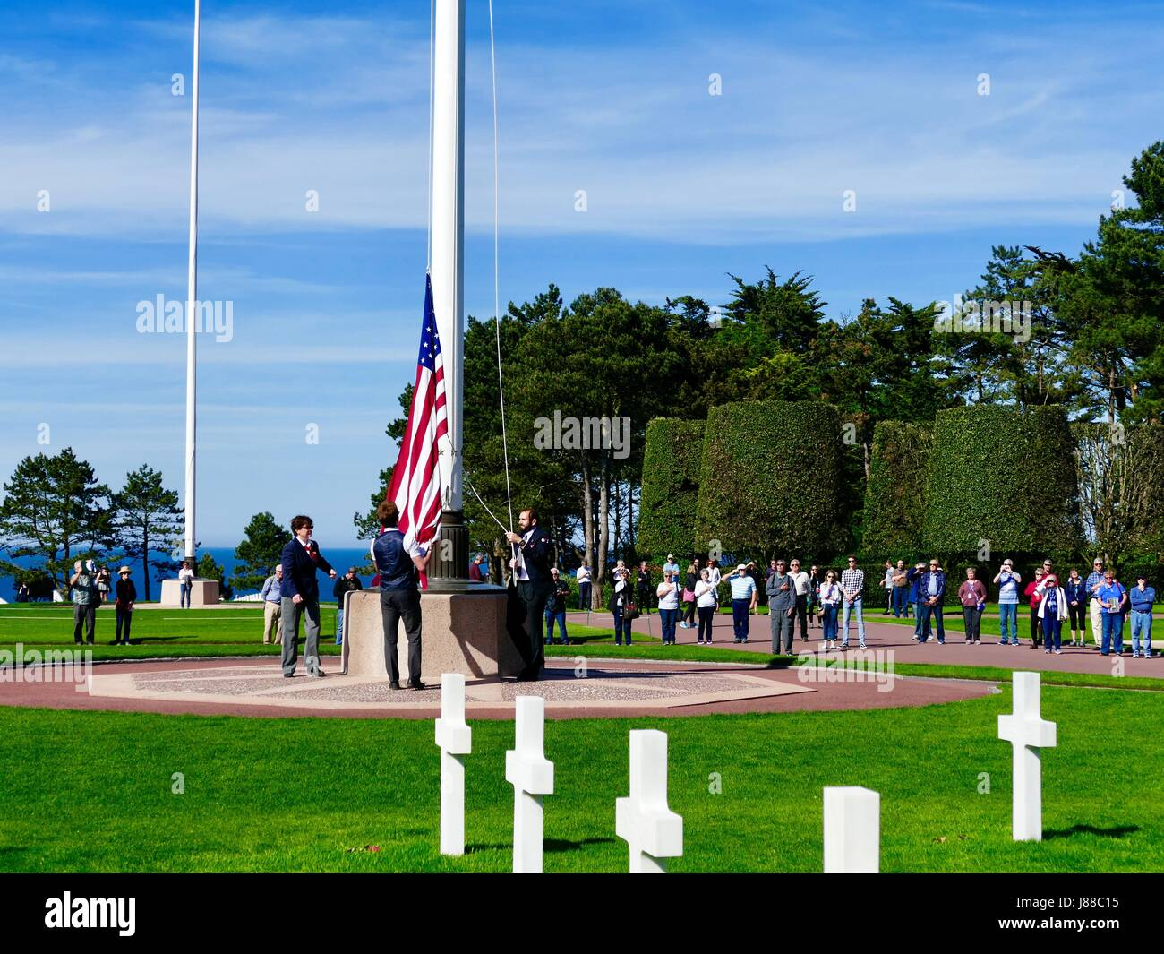 normandy-american-cemetery-and-memorial-