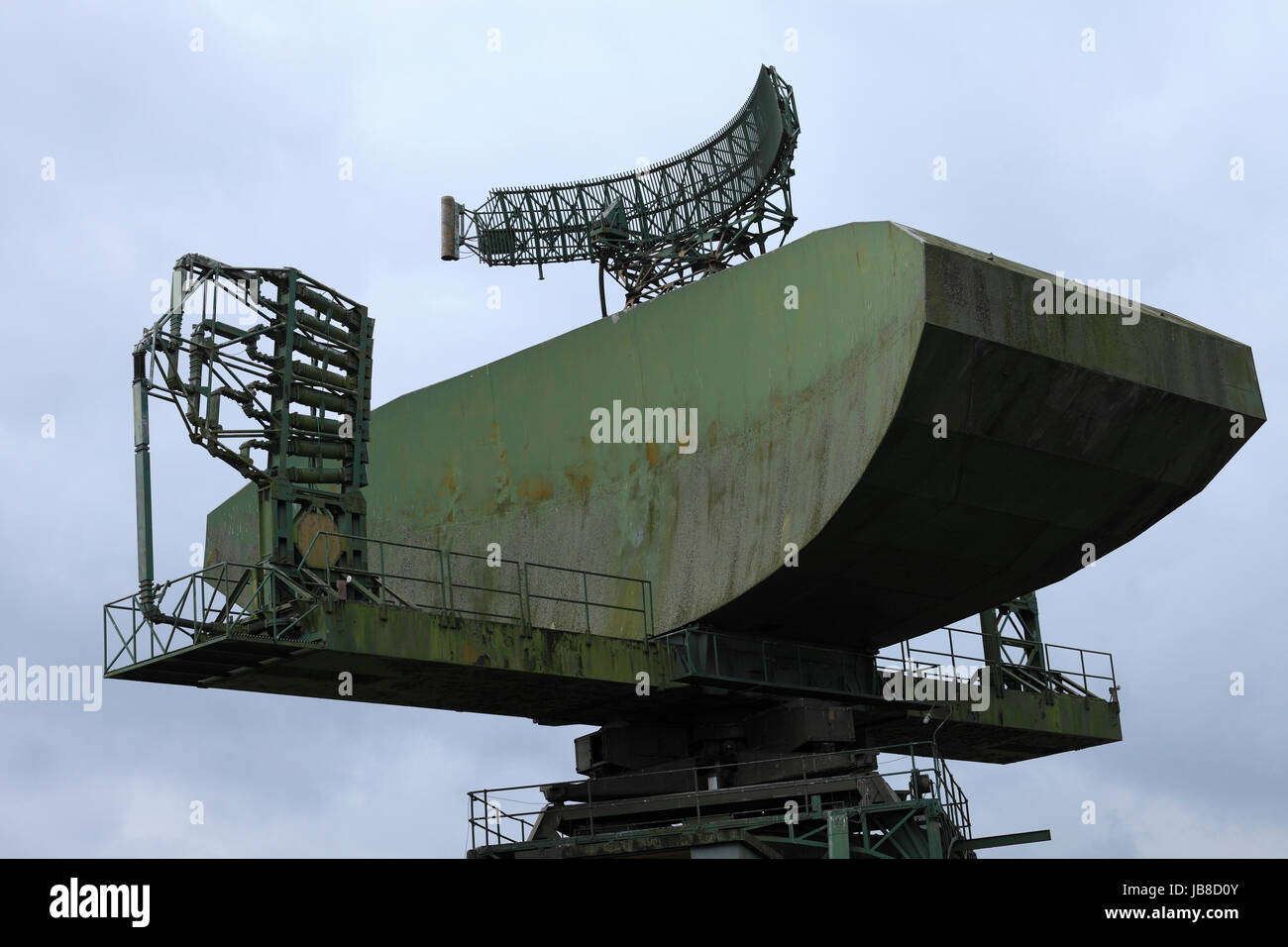 RADAR at RAF Neathishead. Stock Photo