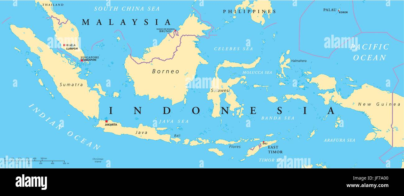 indonesia, malaysia, map, atlas, map of the world, political, bali