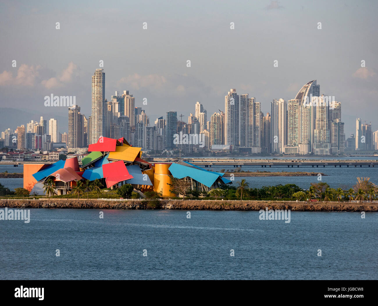 unusual-and-colourful-building-of-the-biomuseo-designed-by-frank-gehry-JGBCW8.jpg