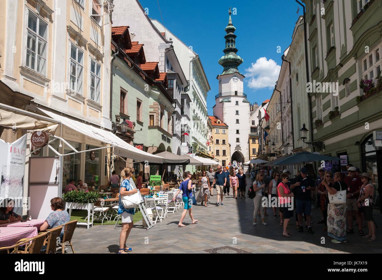 michaels-gate-bratislava-slovakia-JK7X19.jpg