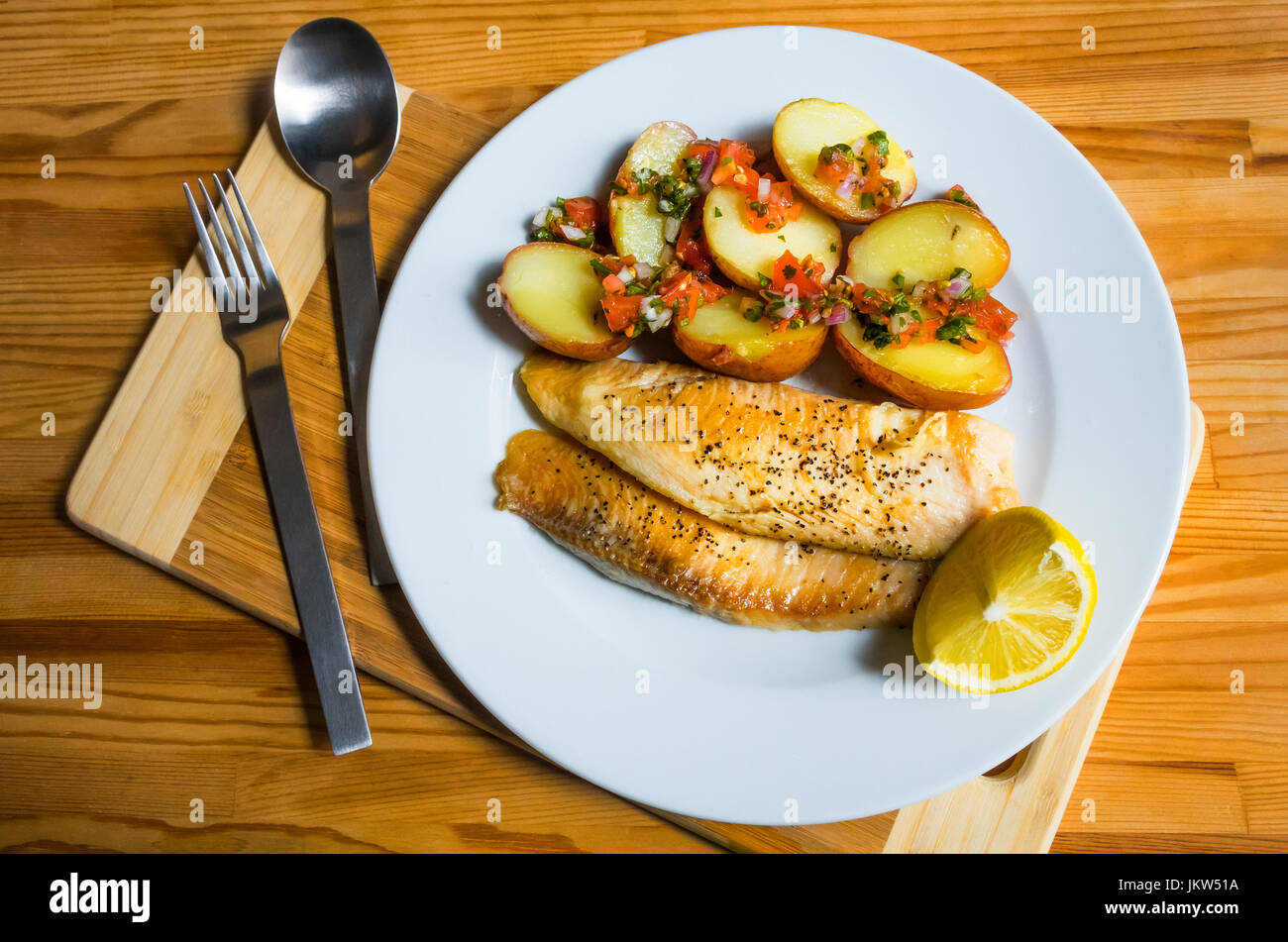 grilled-tilapia-fillets-with-sauted-pota